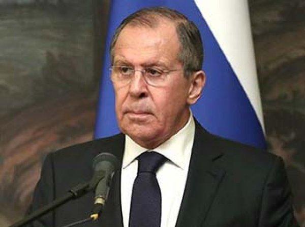 Лавров заявил о риске войны между Россией и США