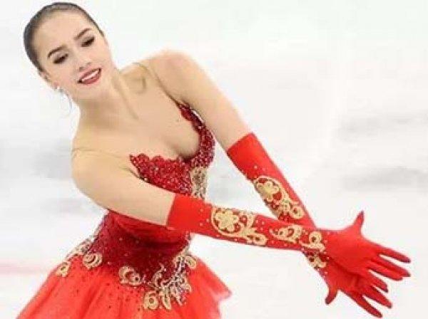 Российская фигуристка Алина Загитова установила новый мировой рекорд