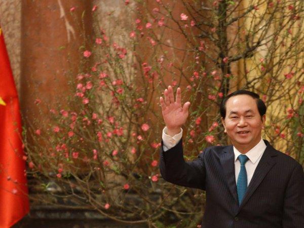 Умер действующий президент Вьетнама Чан Дай Куанг