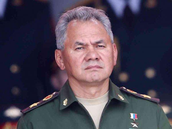 Сергей Шойгу предупредил об угрозе войны