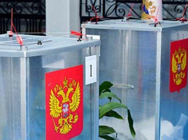 Избирком Приморья отменил результаты выборов губернатора