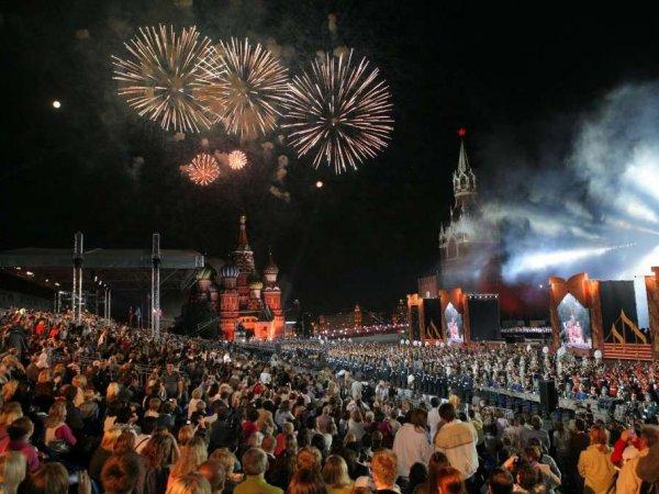 День города Москва 2018: программа мероприятий 8 сентября, салют, площадки