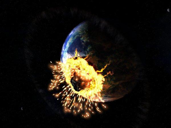 Уфологи обвинили NASA в сокрытии информации: Земля дважды могла погибнуть из-за астероидов