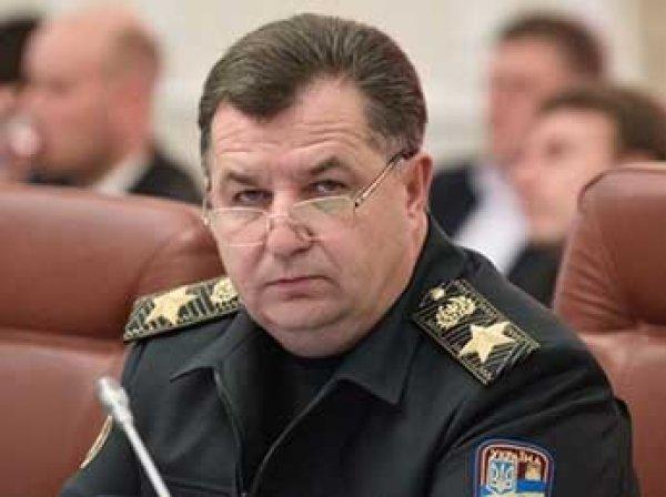 """Российские пранкеры не смогли """"развести"""" украинского министра обороны"""