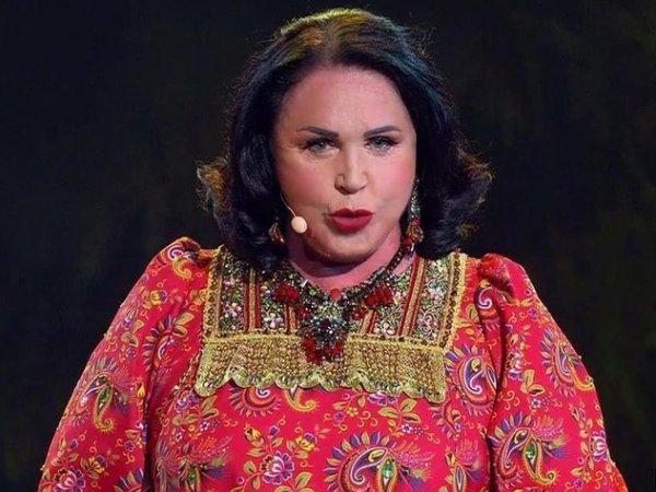 Певицу Надежду Бабкину заподозрили в отмывании бюджетных денег