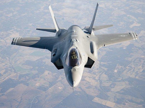В США впервые разбился новейший F-35B