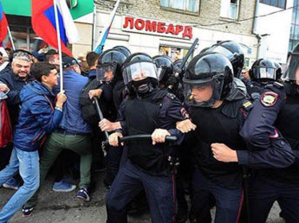 "Фото ""особо опасного преступника"" на митинге в Петербурге ""взорвало"" соцсети"