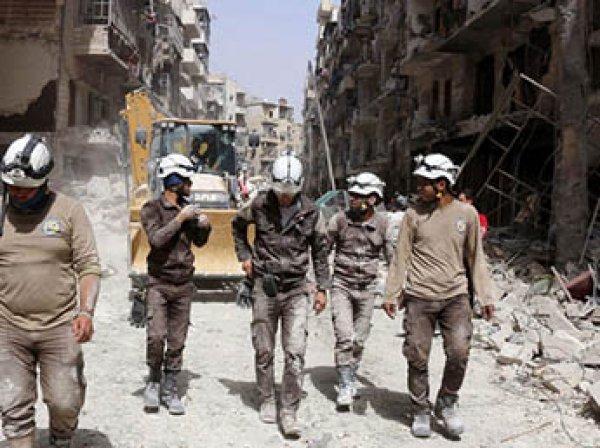 """Минобороны сообщило о съемках постановочной """"химатаки"""" в сирийском Идлибе"""