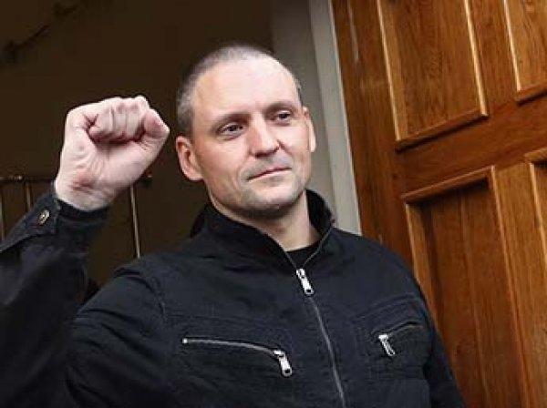 Арестованному на 30 суток Удальцову запретили участвовать в митингах
