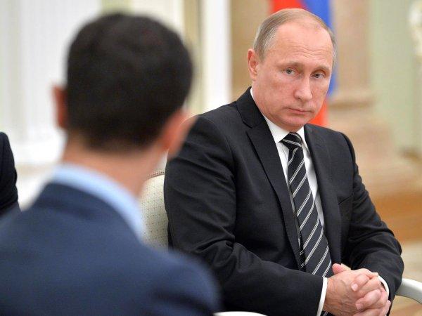 СМИ: Песков объяснил, почему Путин отказался общаться с Асадом после гибели ИЛ-20