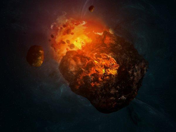 Пострашнее Нибиру: ученые рассказали об астероиде, способном уничтожить Землю