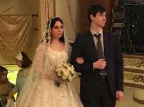 Платье за 17 млн и 400 гостей: 20-летний племянник Умара Джабраилова закатил шикарную свадьбу в Москве