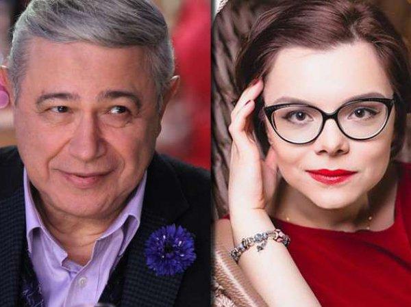 СМИ: любовница Петросяна охмурила юмориста еще в 17-летнем возрасте