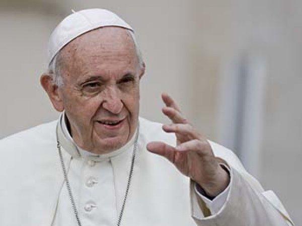 РПЦ согласилась с Папой Римским в том, что секс - божий дар