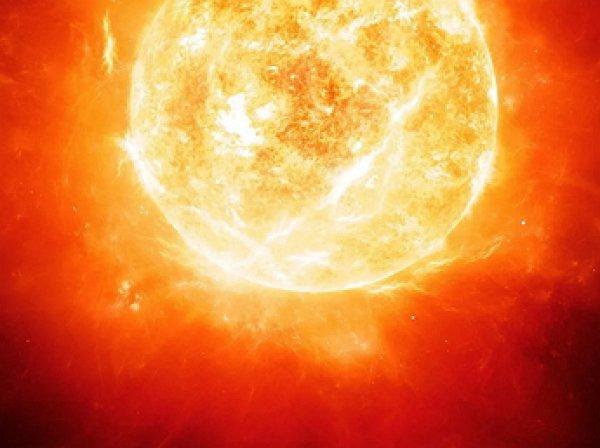 NASA обнародовало видео мощной вспышки на Солнце