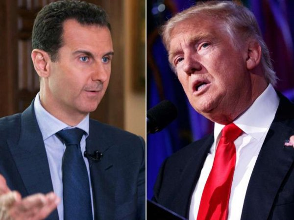 """""""Давай убьем его, убьем их всех"""": Трамп дал приказ министру обороны уничтожить Асада"""
