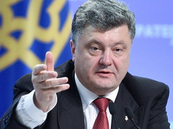 """Заповедная резиденция Порошенко стала объектом для """"дикого бизнеса"""""""
