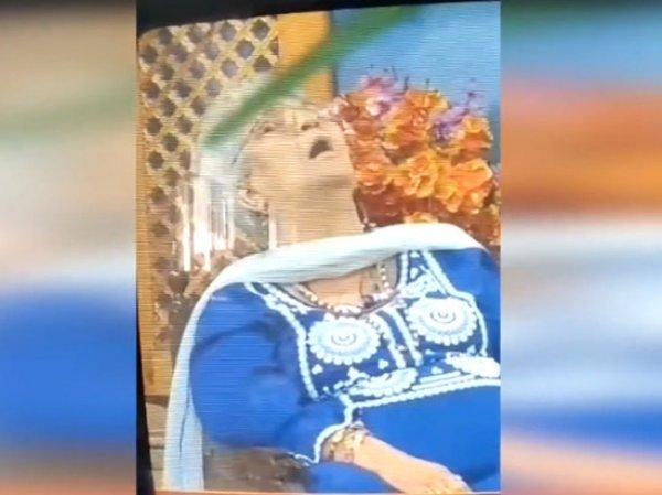 Академик умерла в эфире «Доброго утра» после споров о смерти на работе