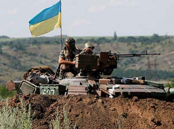 В ДНР сообщили о планах Киева по ударному наступлению на юге Донбасса