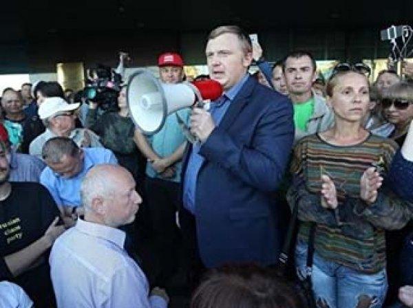 В Приморье отменили результаты голосования на 13 участков после обвинения в краже голосов в пользу ЕР
