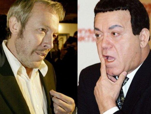 """Садальский вспомнил, как Кобзон советовал Макаревичу """"подставить властям зад"""""""