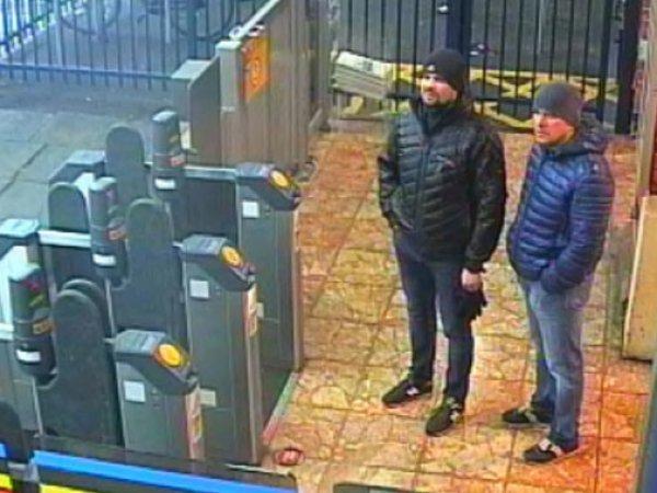 """Лондон восстановил хронологию отравления Скрипалей двумя """"сотрудниками ГРУ"""""""