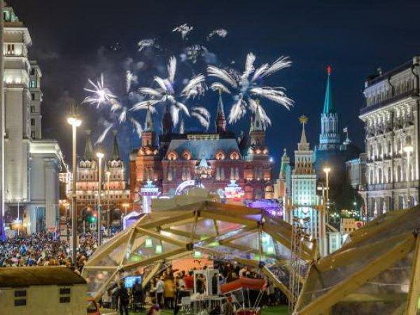 День города Москва 2018: программа мероприятий, где  салют, какие площадки и концерты 8 и 9 сентября
