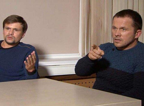 BBC указало на 4 главные нестыковки в интервью Петрова и Боширова