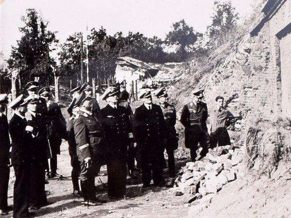 СМИ впервые показали фото залпа, с которого началась Вторая мировая война