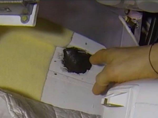 """""""Это позор"""": астронавт NASA прокомментировал """"диверсию"""" на борту МКС"""