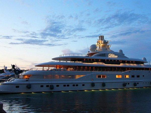 В Сочи прибыла самая дорогая в мире яхта
