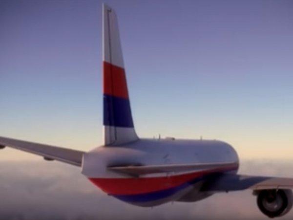 """National Geographic воссоздал на видео """"смертельное пике"""" пропавшего MH370"""