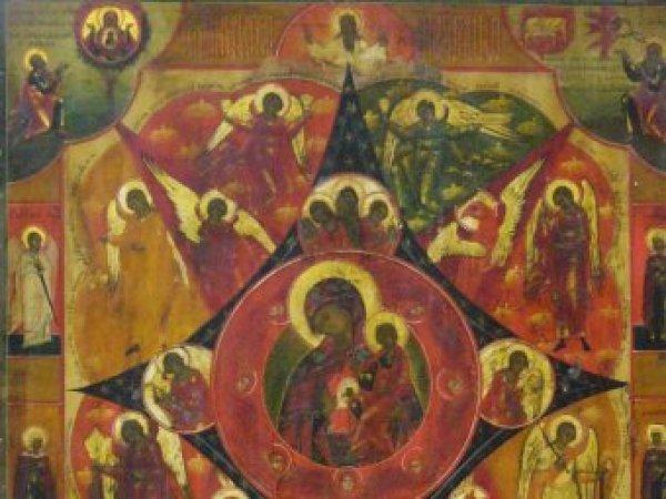 Какой сегодня праздник: 17 сентября 2018 отмечается церковный праздник Неопалимая Купина