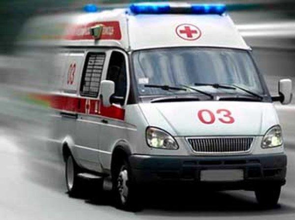 В Москве пенсионерка заживо растворилась в луже с кислотой