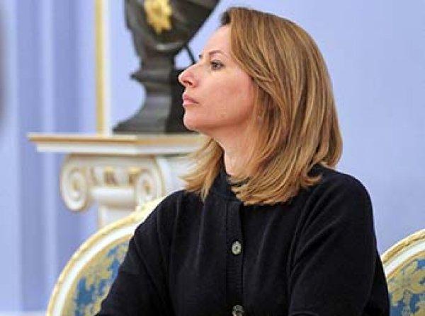 Тимакова расскащзала о своей новой работе и кастинге на роль пресс-секретаря Медведева
