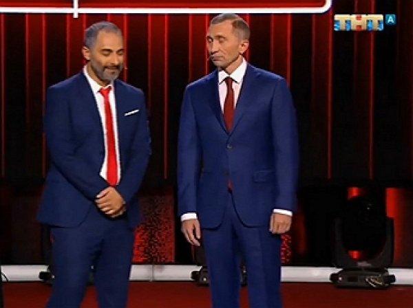 """""""У вас же еще заводские настройки"""": пародия Comedy Club на встречу Путина и Пашиняна стала хитом"""