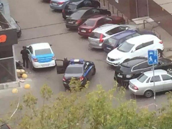 Учения приняли за захват заложников в отделении Сбербанка в Москве