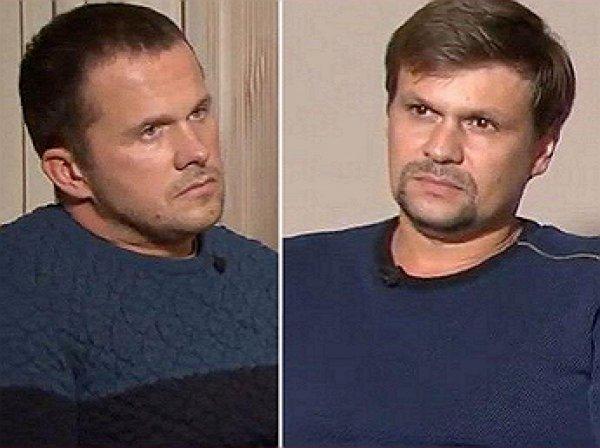 """СМИ: Петров и Боширов устроили """"шумную оргию"""" в Лондоне с проститутками и каннабисом"""
