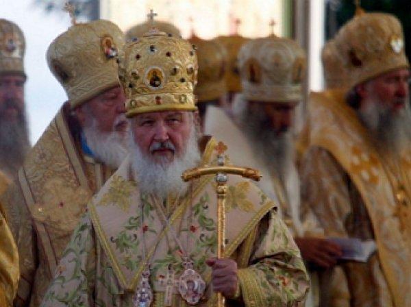 РПЦ прекратила участие в структурах под председательством Константинополя