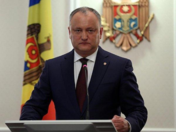 Кортеж президента Молдавии попал в серьезное ДТП: в сети появилось видео момента аварии