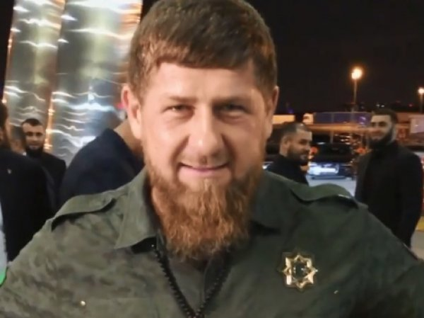 Кадыров вмешался в конфликт Тимати и Хабиба Нурмагомедова, записав видео