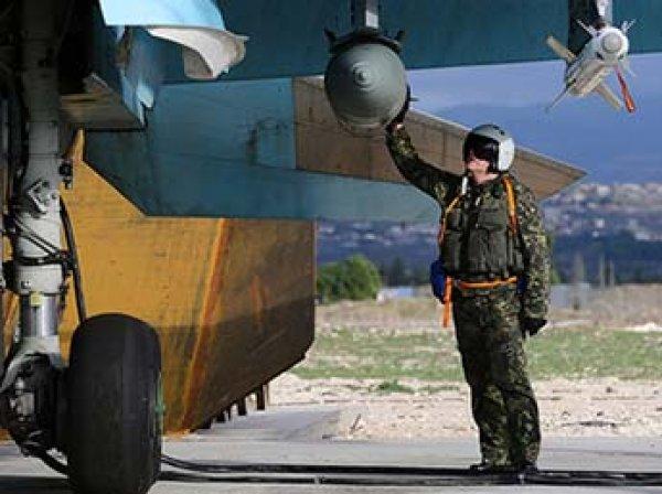 США приготовились по авиаудару России по территориям Сирии с американцами