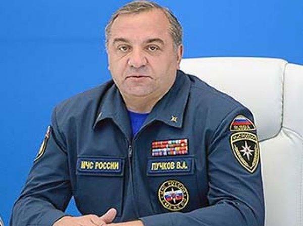 Бывшего главу МЧС Пучкова вызвали на допрос в СКР
