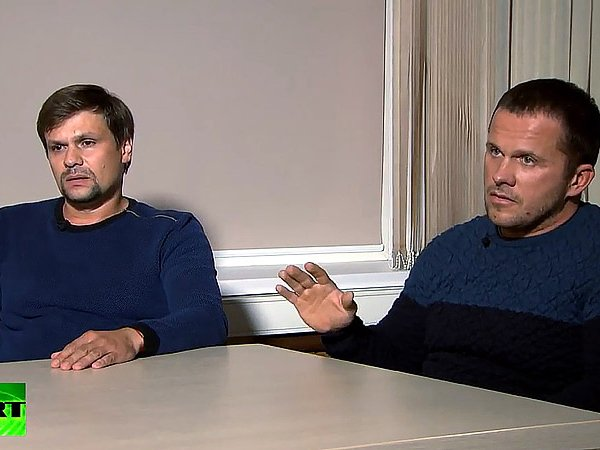 """""""Уральские пельмени"""" и муж Симоньян по-разному пошутили про Петрова и Боширова"""