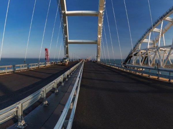 """Блогер из Израиля нашел """"фатальные"""" просчеты инженеров Крымского моста"""