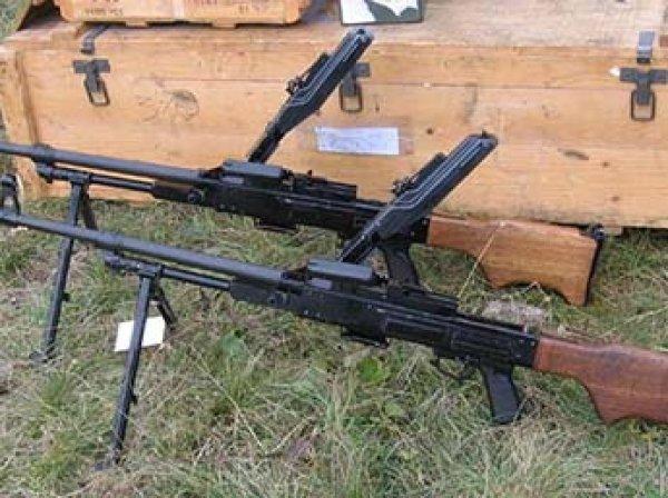 СМИ: США намерены выделить деньги на кражу технологии производства пулемета Калашникова