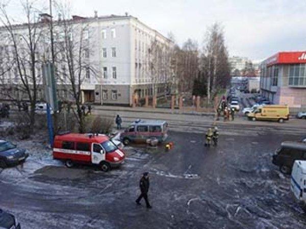 СМИ: бомбу в здании ФСБ в Архангельске взорвал 17-летний подросток: опубликовано его фото