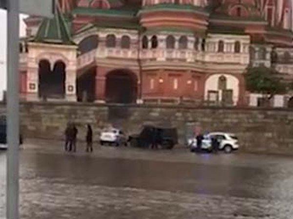Житель Приморья пригрозил взрывом у Кремля, требуя встречи с главой Росгвардии Золотовым