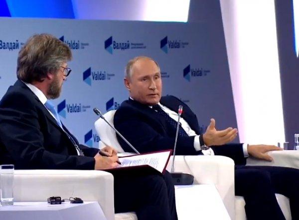 """""""А они просто сдохнут"""": Путин пообещал россиянам рай в случае ядерной войны"""