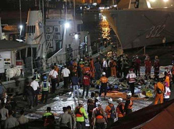Пассажир рухнувшего в Индонезии Boeing успел отправить жене селфи перед смертью